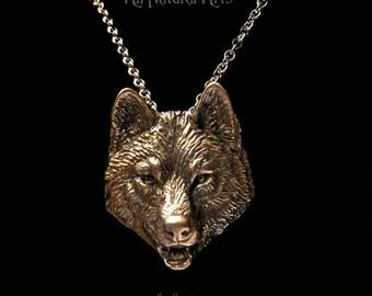 Wolf (Bronze)