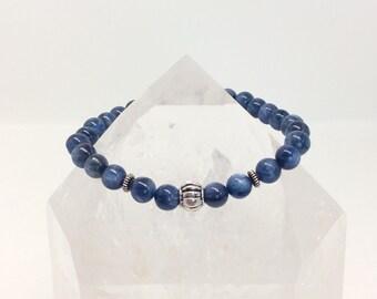 Kyanite Gemstone Bracelet