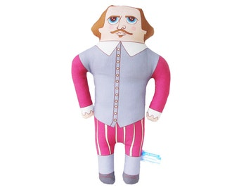William Shakespeare Doll - LIMITED EDITION