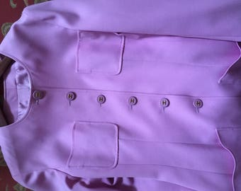 Vintage Chanel Lilac Jacket