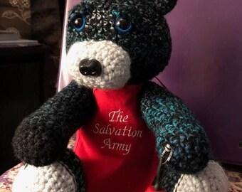 """Jingle the """"Kettle Bear"""""""