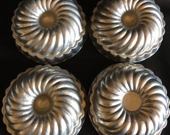 Baking Molds Jello Molds