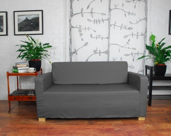ikea Solsta sofa bed slip cover in 20 colours available