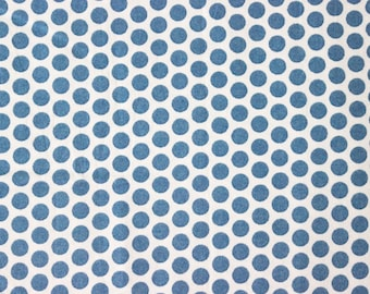 Kei Honeycomb by Yuwa of Japan - Blue - 3/4 Yard Piece