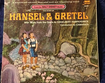 Hansel and Gretel on Vinyl