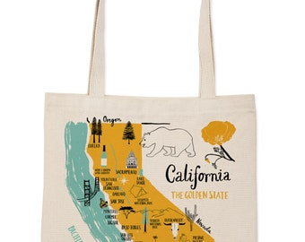 California State Everyday Tote