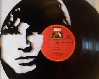 Vinyl C.cecile Jim Morrison
