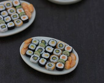 Sushi Combo - 1:12 Scale Sushi Weekend Collection