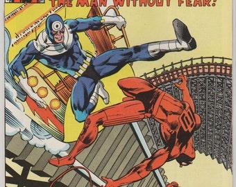 Daredevil Vol 1 161 Bronze Age Comic Book NM 92
