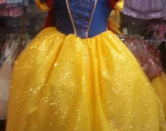Snow White Princess Dress  children