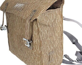 New Unissued East German army communist rucksack ruck sack hand bag satchel backpack military socialist NVA, DDR GDR