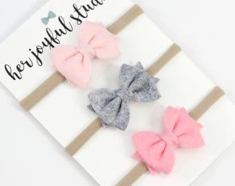 Baby Headband, Newborn Headband, Infant Headband. Hair Bows, Baby Headband, Newborn Bows, Baby Accessories, Bow Headband, Breanna