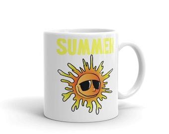 Summer Sunshine Mugsummer shirts for women,summer shirts,summer shirts for men,summer shirts for teen girls,summer shirts for women plus siz