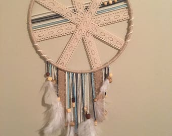 Handmade Custom Dreamcatcher