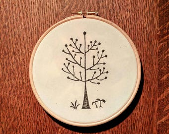 embroidery ring, embroideryring, Walldecoration, wall decoration