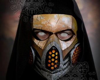 Mortal Kombat X Scorpion Kold War