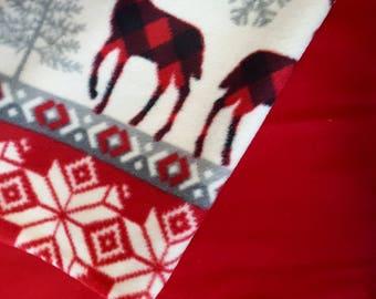 Children's Christmas Blanket