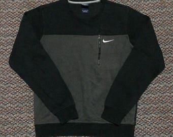 Rare!!vintage Nike sweatshirt hip hop swag raptees..nice condition size M
