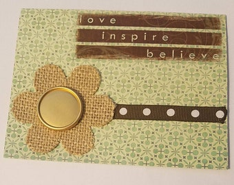 Love, Inspire, Believe