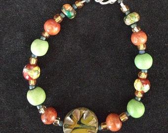 Early Autumn Bracelet
