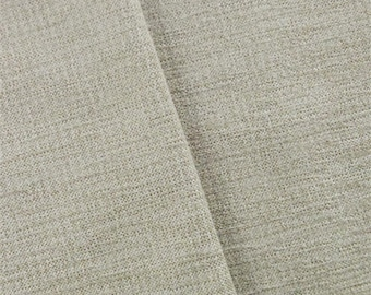 Powder Ivory Chenille Home Decorating Fabric, Fabric By The Yard