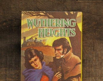 Emily Bronte book Wuthering Heights