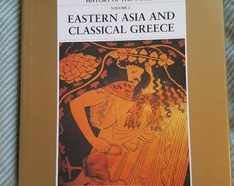 The Illustrated History of the World Volume 2 Eastern Asia and Classical Greece JM Roberts Hardback book by Time Life Books
