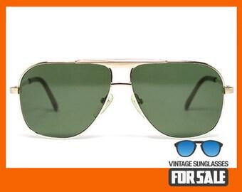 Vintage sunglasses Nikon EB 488T Titex original made in Japan 1987