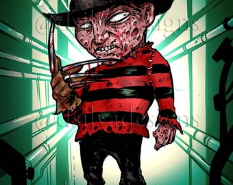 Freddy Krueger / A Nightmare on Elm Street