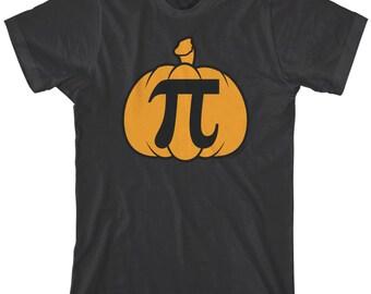 Pumpkin Pi Men's T-shirt
