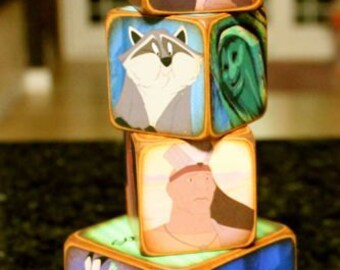 Pocahontas Blocks