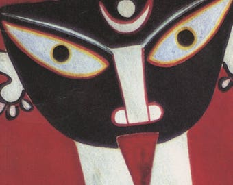 Kali: The Feminine Force ... Illustrated book from 1988.