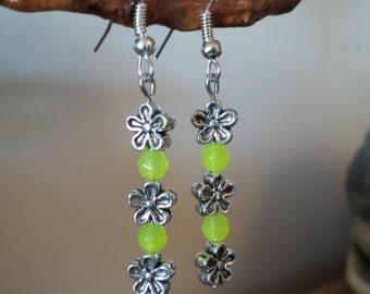 Springtime Daisy Earrings #88