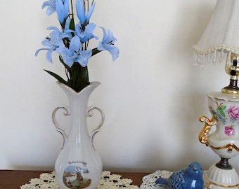 Large Holly Hobbie Vase