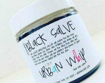 bLACK dRAWING sALVE   fIRST aID