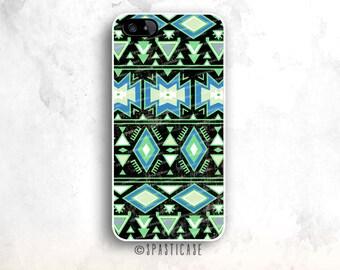 iPhone 6S Case, Aztec Pattern iPhone  Case, Mint iPhone 5S, iPhone 6 Plus Case, iPhone 5 Aztec Mint iPhone Case, iPhone 5C Case Mint iPhone