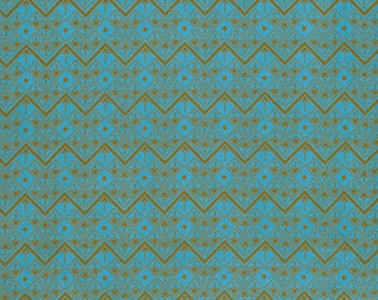 15086- Anna Maria Horner True Colors Going up in seaweed color- 1/2 yard