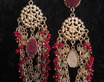 Spanish Sunset Earrings