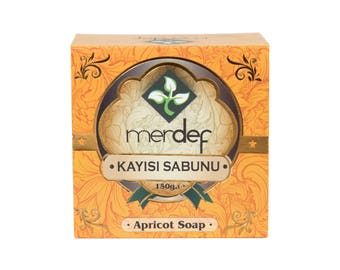 Olive Soap with apricot seed oil