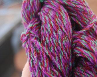 cashmere yarn Purple Maddie