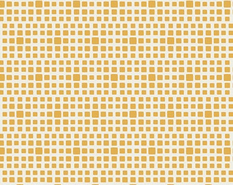 Squared Elements by Art Gallery Fabrics, Honeycomb, SE-602