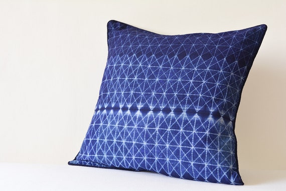 blue things accent by dye cotton aqua tie throw estate pillows of grande shibori pillow products the