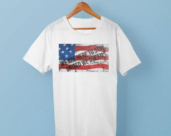 We Are Here To Stay,  United We Dream T-Shirt. Support Daca and Immigration