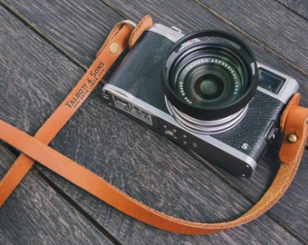 NEWPORT - Fixed Length Neck/Cross-Body Camera Strap