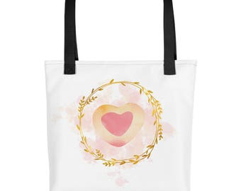 Love is the answer.....Tote bag
