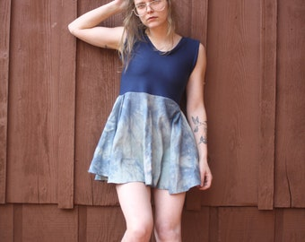 mini mini pocket dress