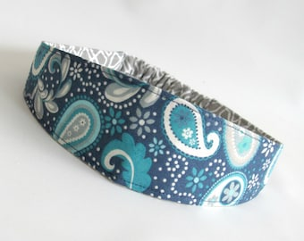 Womens Headband, Headband for Women, Adult Headband, Headband Women, Fabric Headband, Women hairband,Fabric headband for Women, Reversible