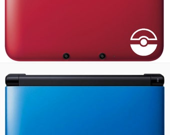 Miniature Pokeball Decal