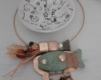 Choker Necklace Original Homemade necklace