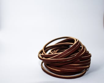 Additional Leather Cording for Himmeli - 6in (15.24cm)